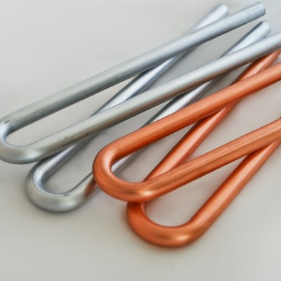 Cutting and bending of Hairpins