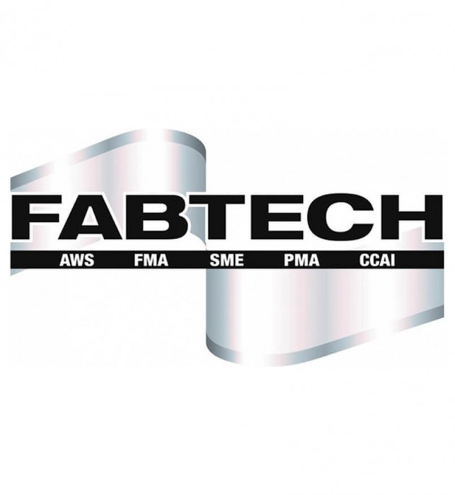 NEXT EXHIBITION - FABTECH Chicago (USA) 2017