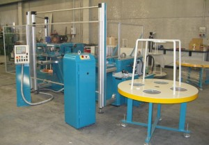 Capillary Tube Manufacture Work Cell - Mod. CWC 10